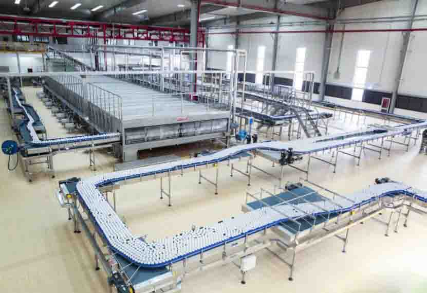 Bottle (Can) Conveyor /Crate Conveyor System